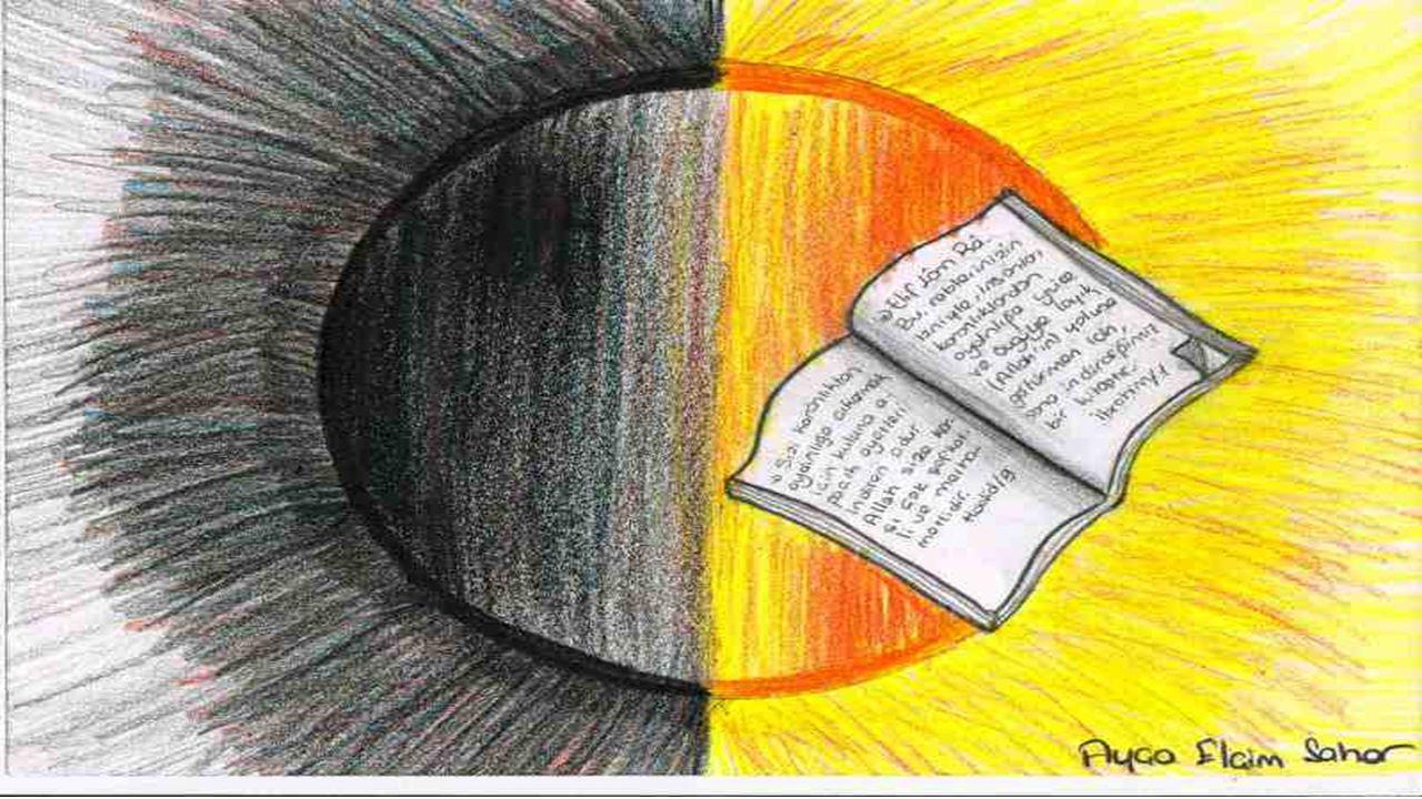 Kur'an-ı Kerim Açıklar ve Aydınlatır Kur'an-ı Kerim insanları aklıyla düşünüp bilemeyeceği konularda ve düşünüp yanlış sonuçlara vardığı konularda aydınlatıp, yol göstermiştir.