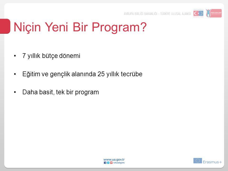 Neden Erasmus+ Adı? En bilinen program + süreklilik
