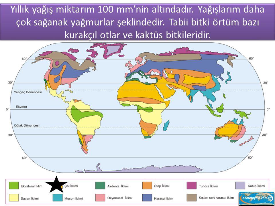 Avrupa'nın kuzey kıyıları, Kuzey Sibirya, Kuzey Kanada, Grönland Adası kıyıları ve Orta kuşaktaki yüksek dağlarda etkili olurum.