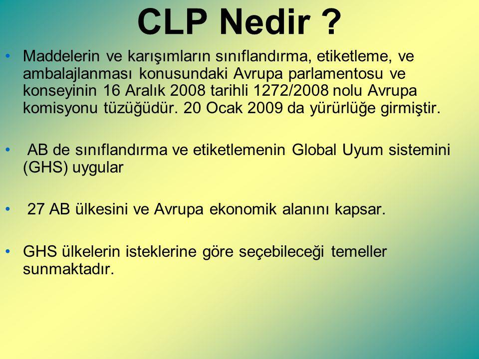 CLP Nedir .