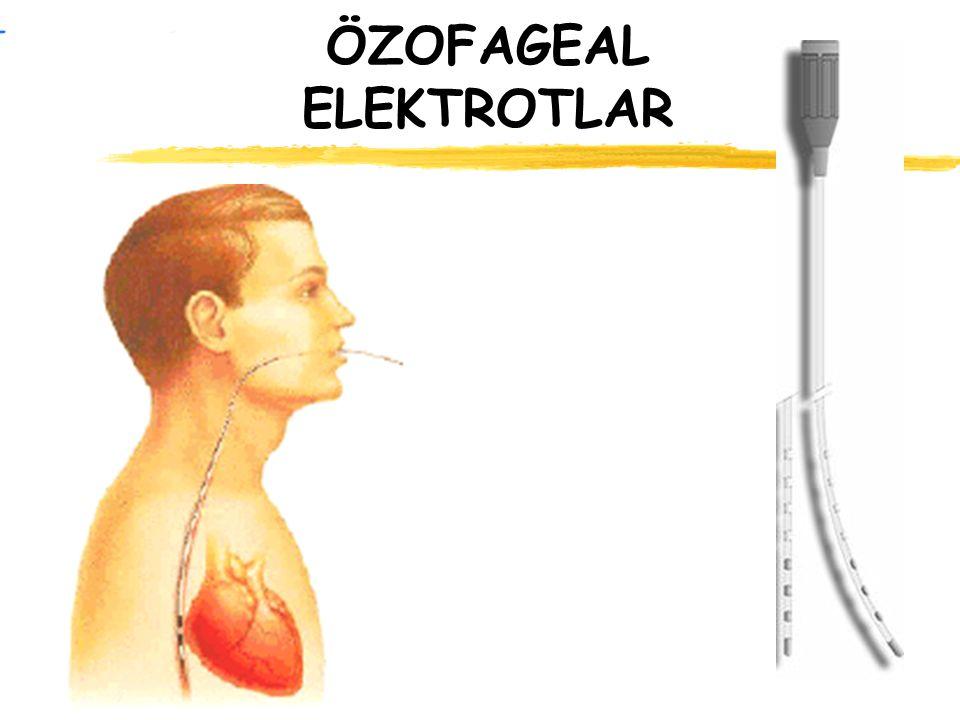 ÖZOFAGEAL ELEKTROTLAR