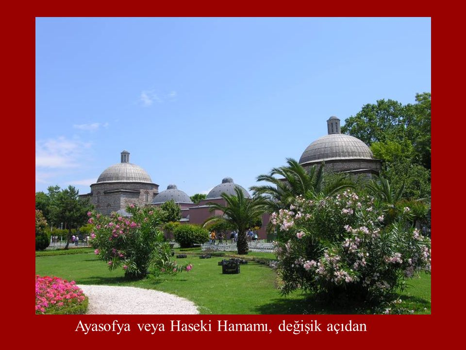 Eyüp'teki Zal Mahmut Paşa Camii Azapkapı Sokullu Camii