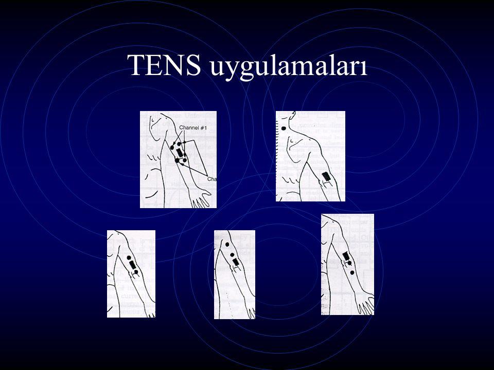 TENS uygulamaları