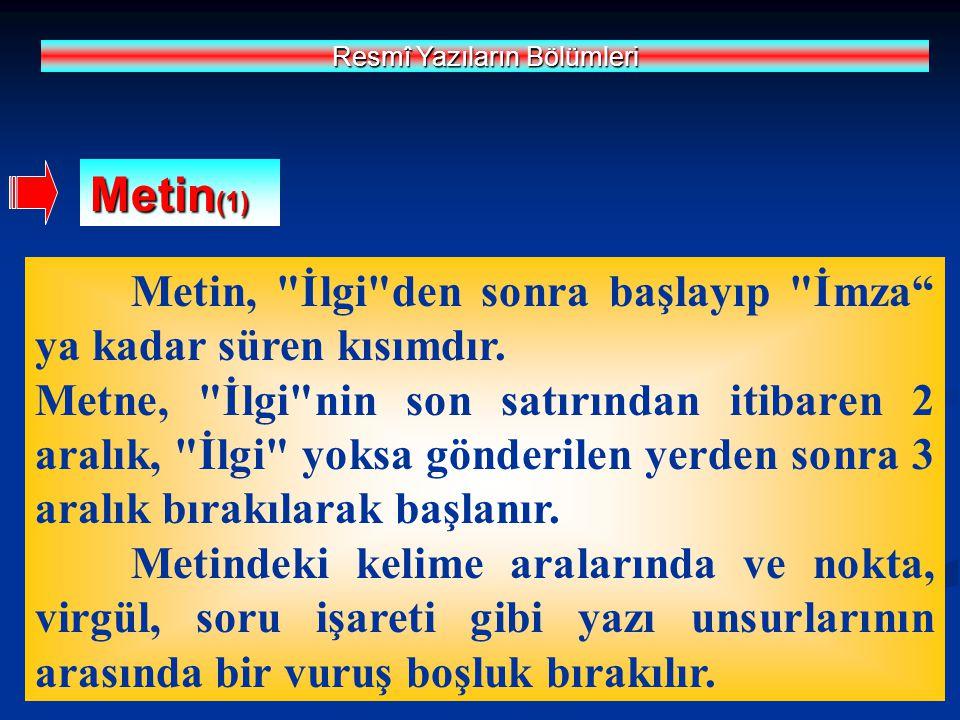 Metin,