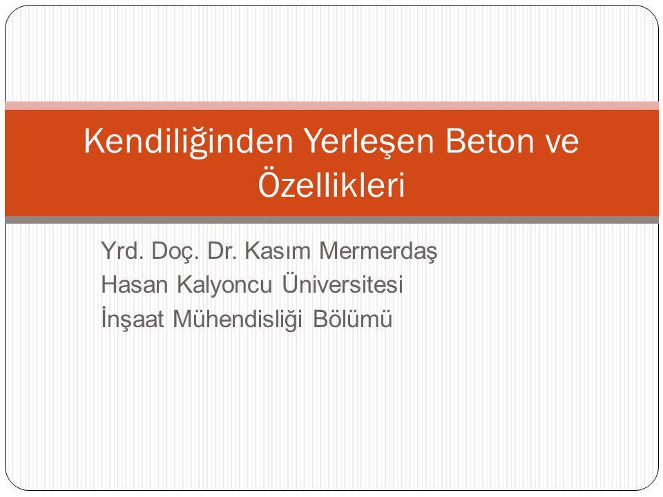 KYB üretiminde kullanılan Malzemeler Mineral Katkı Filler Tozu: TS EN 12620'ye uygun olmalıdır.