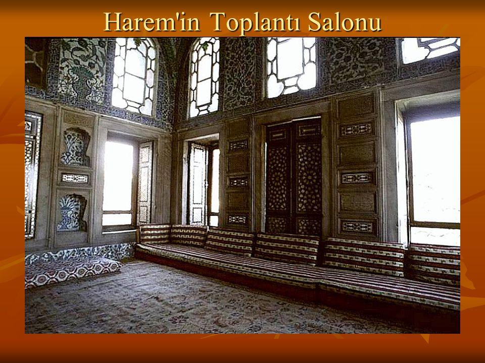 Harem'in Toplantı Salonu