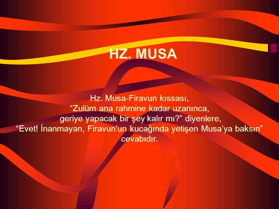 Hz.Davud ve Hz.