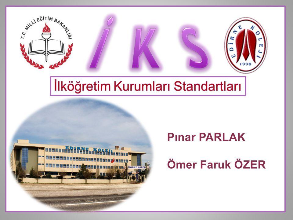 Pınar PARLAK Ömer Faruk ÖZER