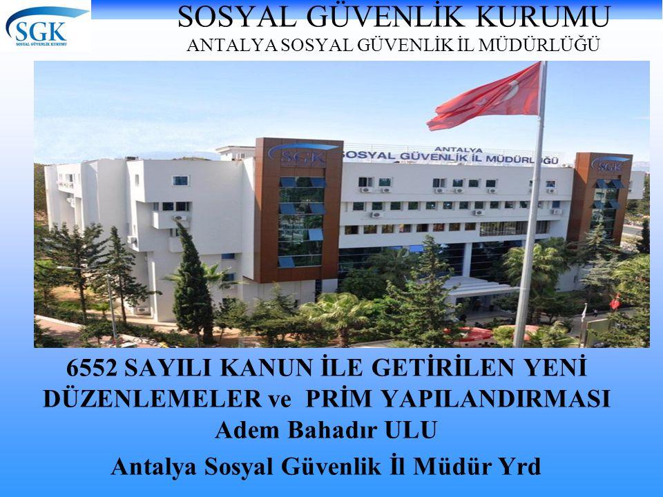 3201 SAYILI YURTDIŞI BORÇLANMA KANUNUNDA YAPILAN DEĞİŞİKLİKLER-1 Türk vatandaşı olup da çıkma izni almak suretiyle Türk vatandaşlığını kaybedenlerin de yurtdışı borçlanma hakkı kazanmışlardır.