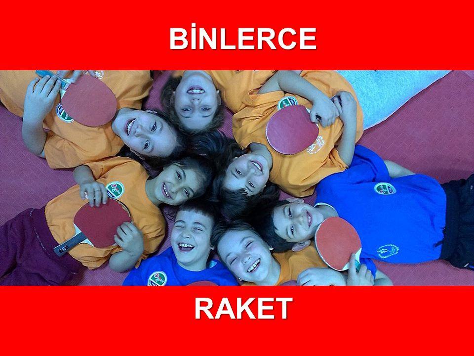 BİNLERCERAKET