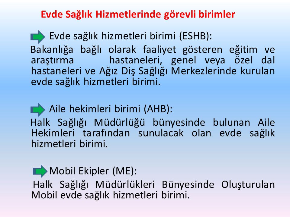 Toplum Sağlığı Merkezleri (TSM): Halk Sağlığı Müdürlükleri Bünyesinde bulunan TSM'leri.