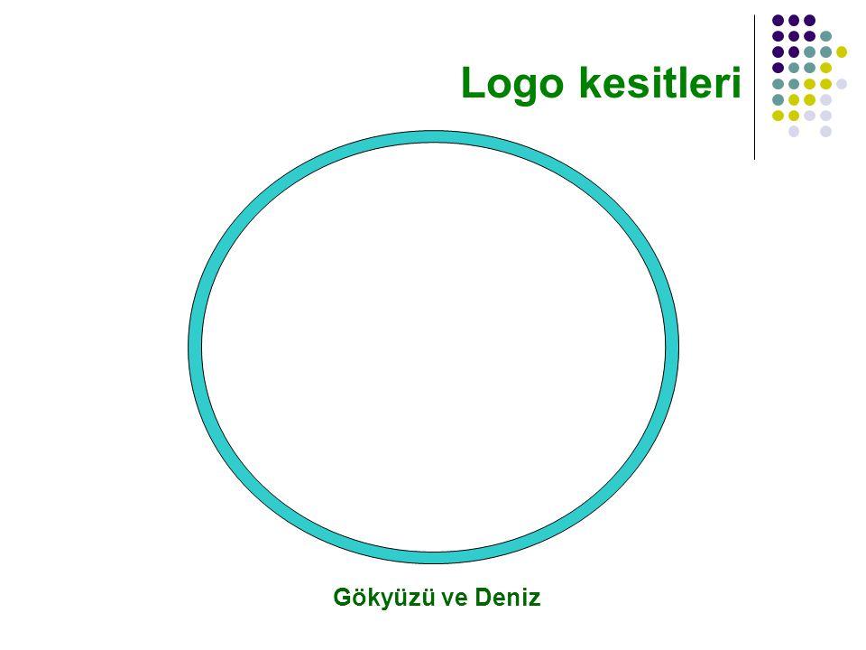 Gökyüzü ve Deniz Logo kesitleri
