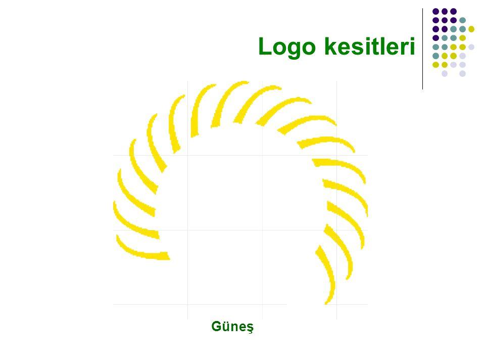 Güneş Logo kesitleri