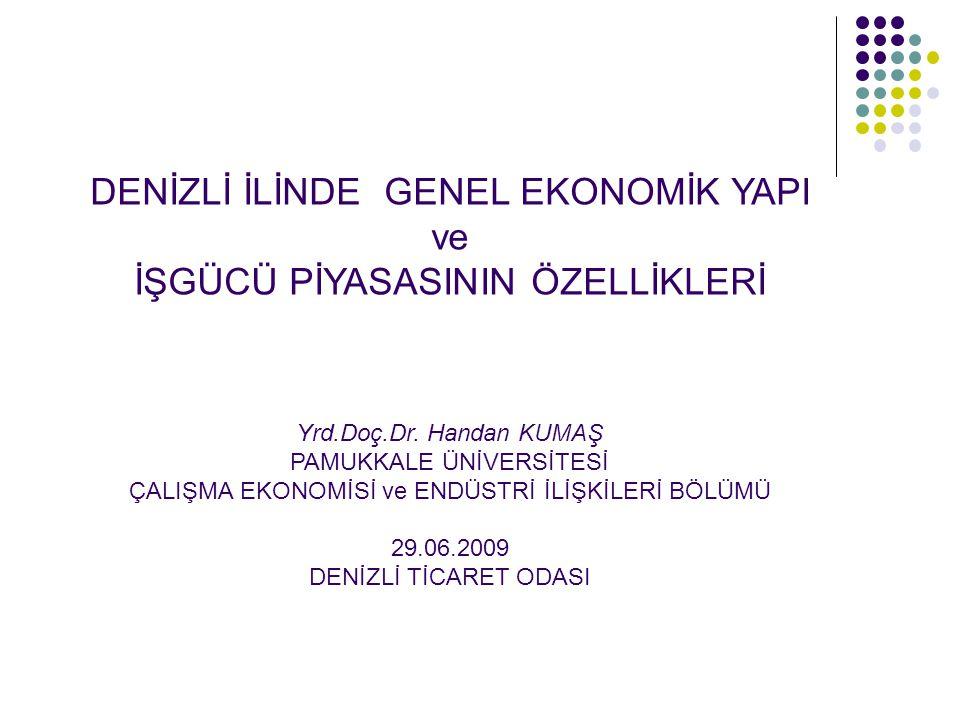 SONUÇ ve ÖNERİLER 1.
