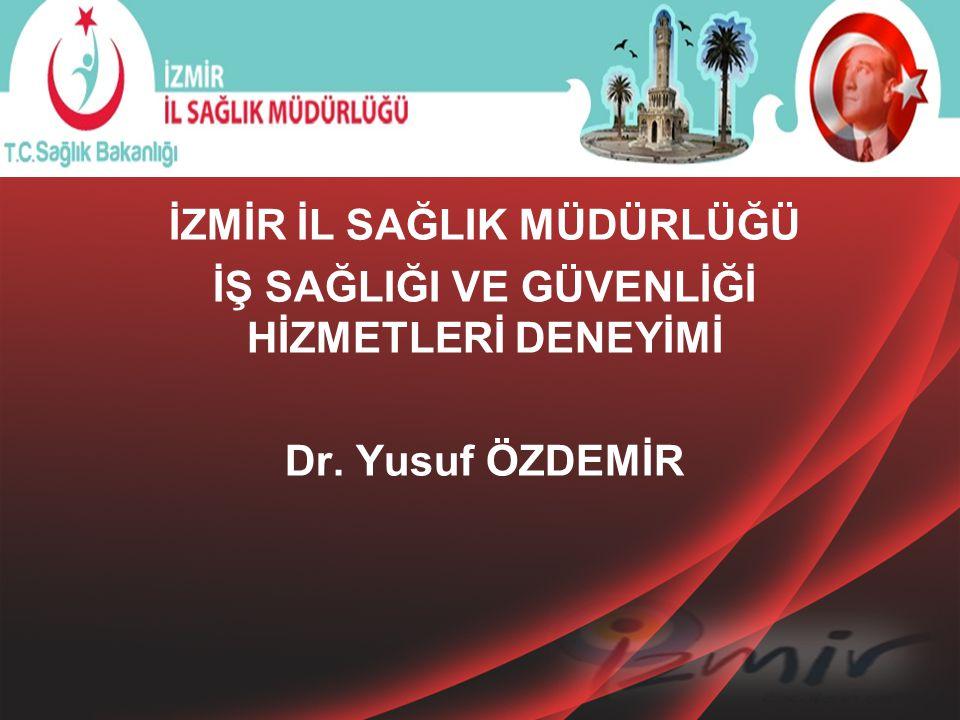 İzmir Çalışmaları Çiğli Toplum Sağlığı Merkezi fiziki olarak yapılandırıldı.
