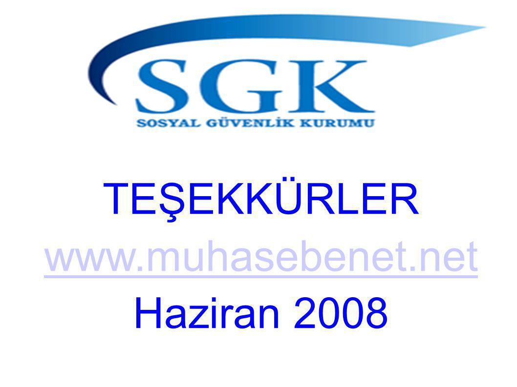 TEŞEKKÜRLER www.muhasebenet.net Haziran 2008
