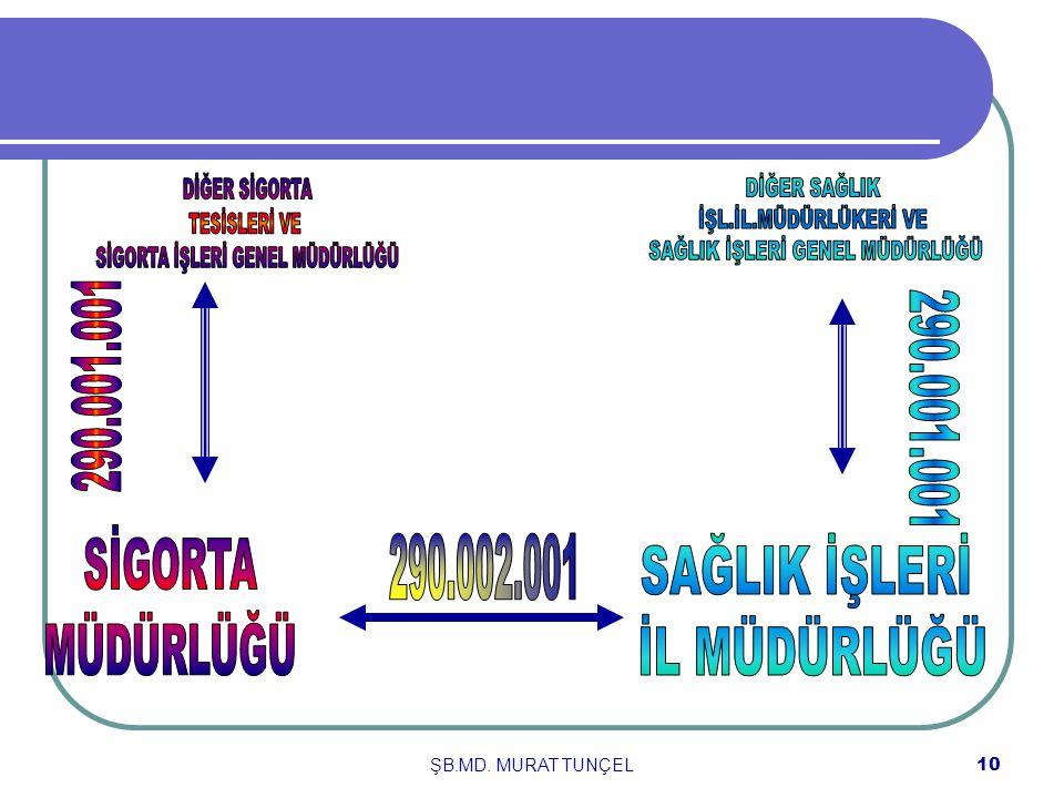 ŞB.MD. MURAT TUNÇEL9 DEKONTLAŞMA ŞEKLİ