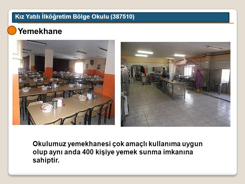 Kız Yatılı İlköğretim Bölge Okulu (387510) Derslik Sayısı12 İdare Odaları4 Memur Odası2 Öğretmenler Odası1 Tuvalet (Öğrenci)6 Tuvalet (Personel)3 BT Sınıfı1 Fen ve Tek.