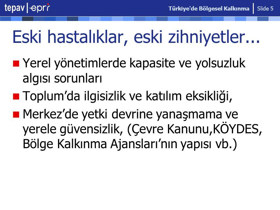 Türkiye de Bölgesel Kalkınma Slide 16 TEŞEKKÜRLER www.tepav.org.tr