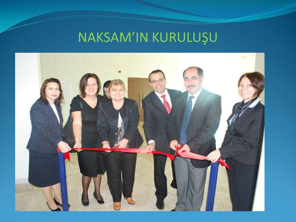 NAKSAM diğer merkezlerden farklı olarak özellikle Trakya Bölgesi ve Tekirdağ da faaliyet göstermektedir.