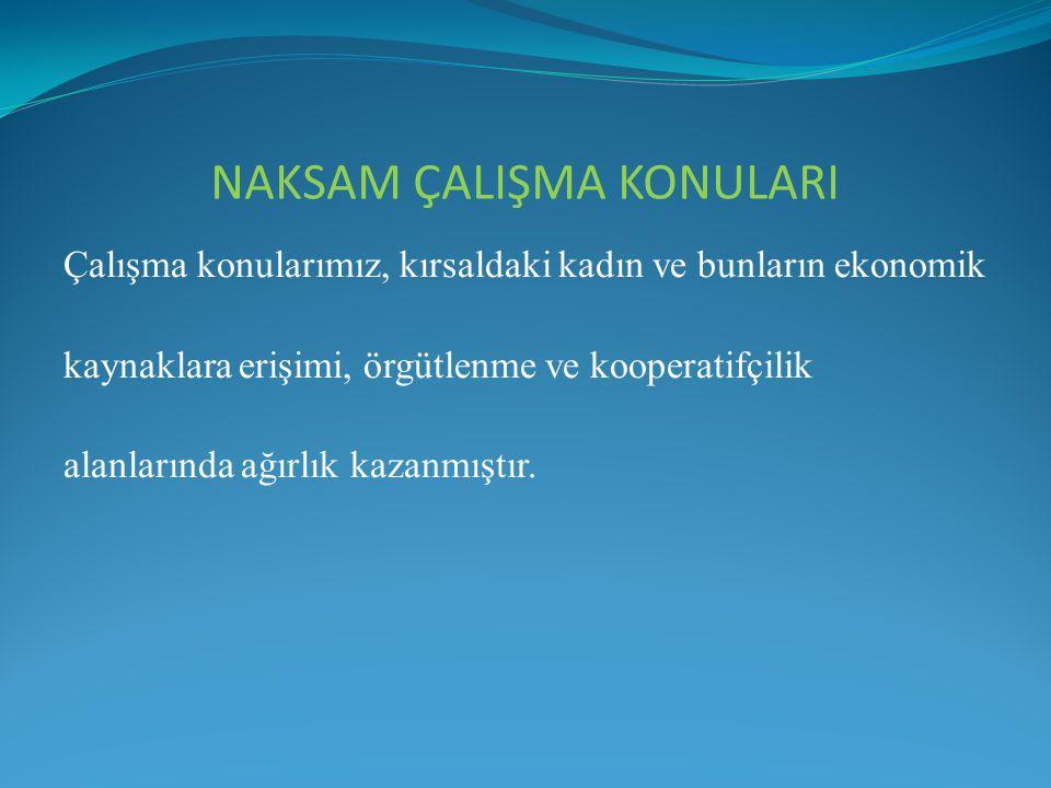 TEKİRDAĞ'DA KADIN Tekirdağ Türkiye illeri içerisinde kadın istihdam oranı açısından 7.