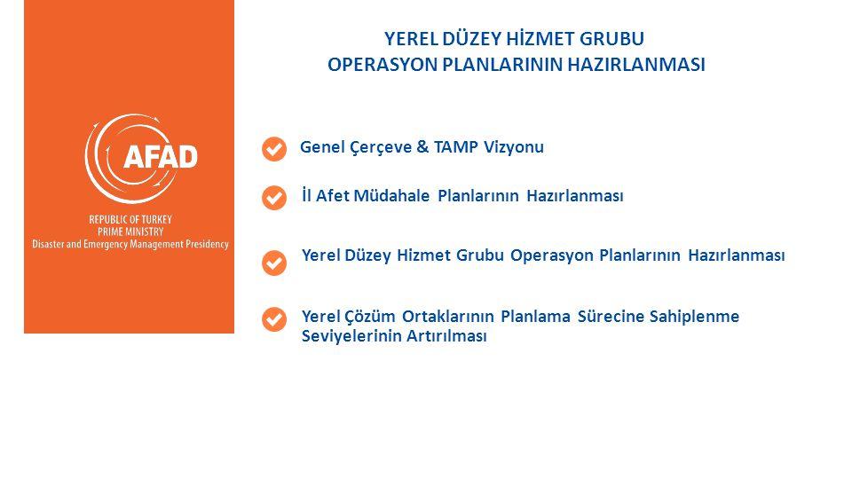 13 PRIME MINISTRY DISASTER AND EMERGENCY MANAGEMENT PRESIDENCY Paydaşlar nasıl belirlenir.