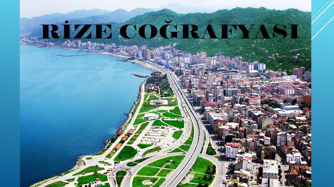 İKLIM Türkiye'nin en çok yağış alan ili olan rize de yıllık ortalama yağış miktarı 2300mm'nin üzerindedir.