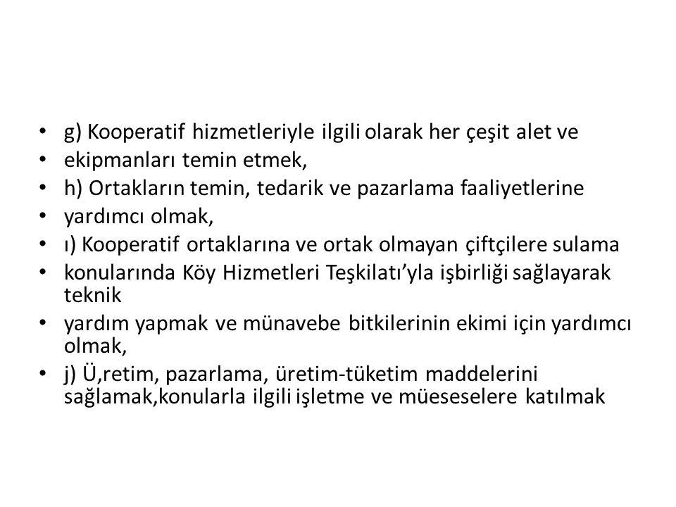 KOOPERATİF ORTAKLARININ HAK VE ÖDEVLERİ 1- Türk vatandaşı olmak 2- Kanuni ve medeni haklarını kullanma yeterliliğine sahip olmak.