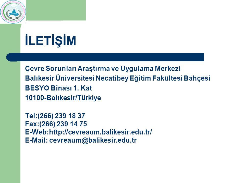 PERSONEL Yard.Doç. Dr. Gamze ARIKIL (Müdür) Dr. Zeki TÜNAY (Uzman) Yük.