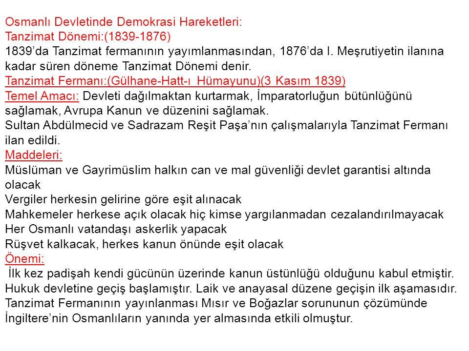 3-Kültürel Alanda Yapılan Islahatlar: 1-İlköğretim İstanbul'da zorunlu duruma getirildi.