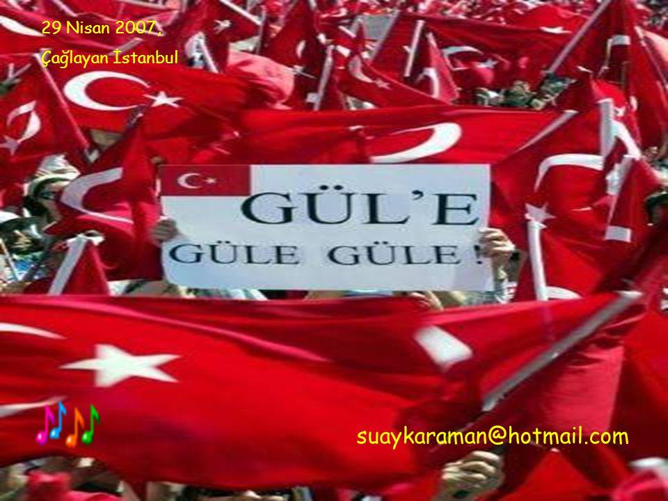 8) Abdullah Gül, Dışişleri Bakanlığı yapmış olan bir AKP mensubu olarak Cumhurbaşkanı seçilirse, Bakanlık mensuplarının çoğu, hem AKP iktidarının hem de AKP li Cumhurbaşkanının ortak davranışlarıyla karşı karşıya kalabileceklerdir.