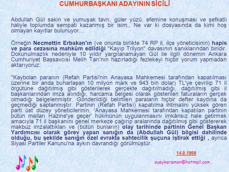 ÇiziYORUM - Ercan AKYOL 25 Nisan 2007 suaykaraman@hotmail.com
