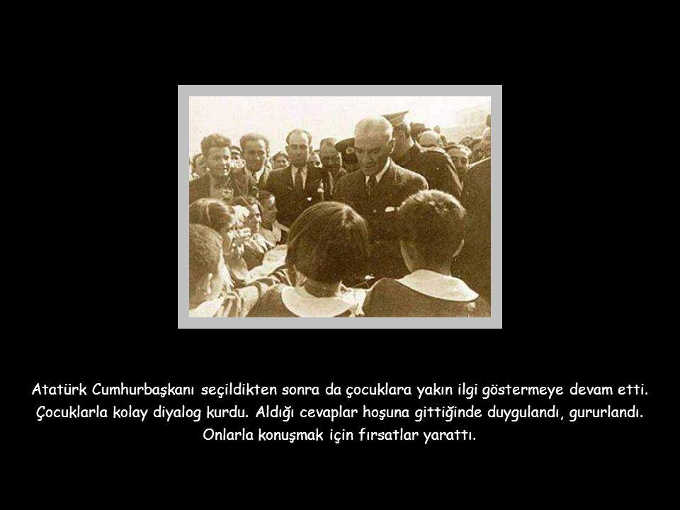 """18 Mart 1923 tarihinde Tarsus'ta bir sınıfta zeki bir çocuk ezbere Arapça parça okuyunca şöyle der; """" Ben çocukken hiç ezberlemezdim. Öğretmenlerimden"""