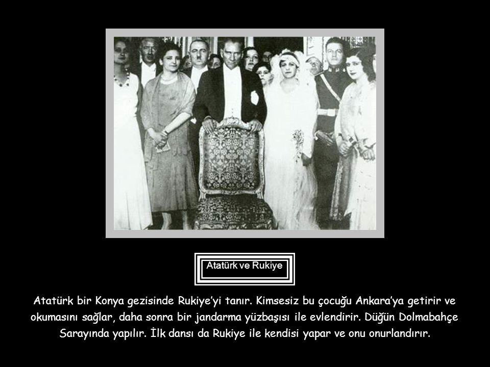 Atatürk'e rastlayan çocuğun yaşamının akışı değişmektedir. Bunlardan biri de Sabiha Gökçen'dir. Bursa'da karşılaştığı öksüz ve yetim Sabiha'yı manevi