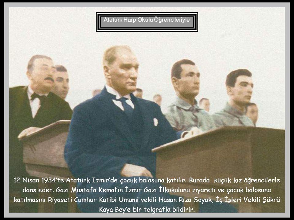 """Atatürk'ün cebindeki saati çıkarıp armağan ettiği çocuklardan biri de küçük Altan'dır. Saatin üzerinde gayet ince bir yazı ile """"Turhal Şeker Fabrikası"""