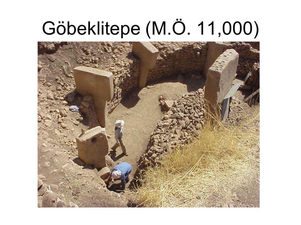 Göbeklitepe (M.Ö. 11,000)