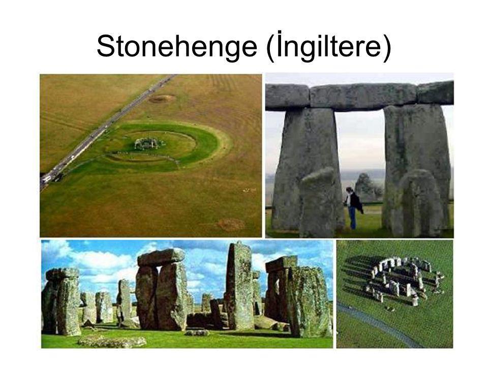 Stonehenge (İngiltere)