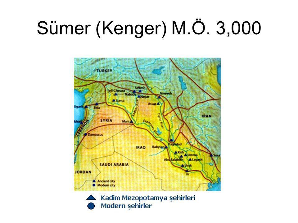 Sümer (Kenger) M.Ö. 3,000