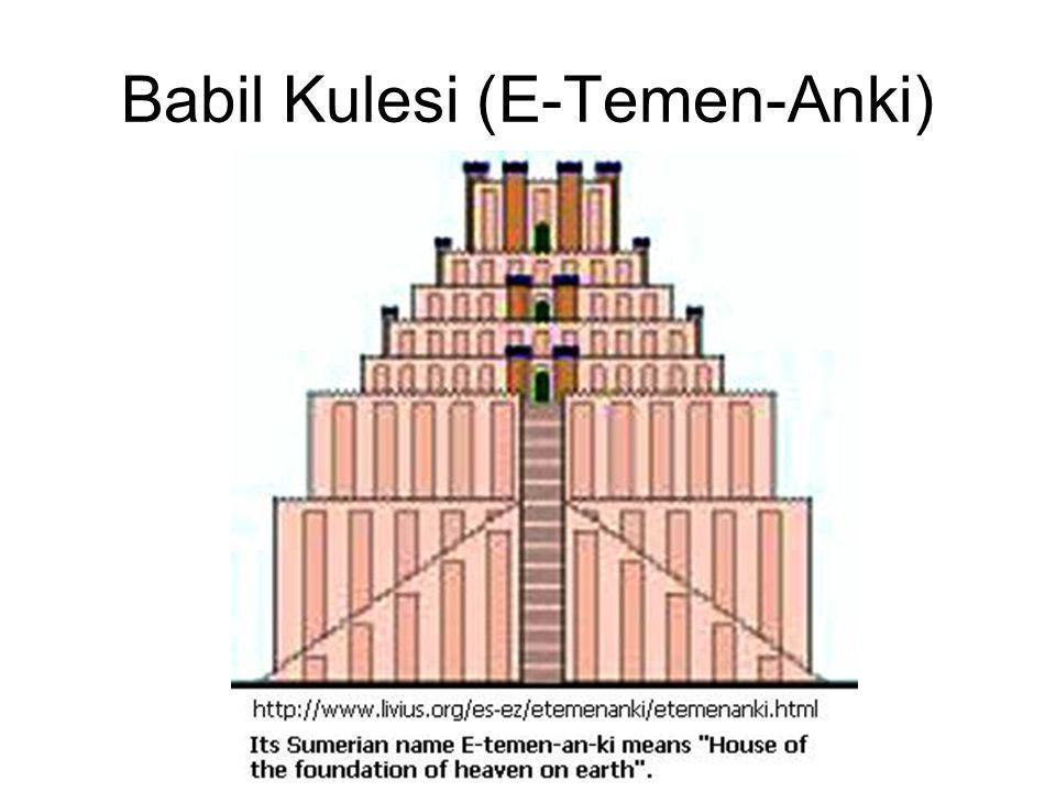 Babil Kulesi (E-Temen-Anki)