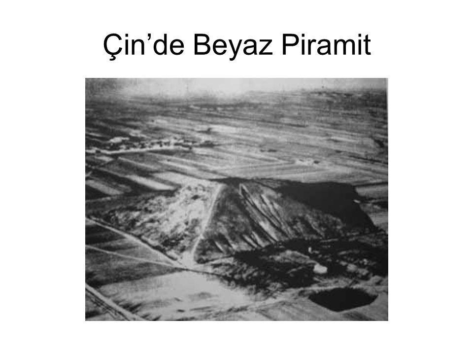 Çin'de Beyaz Piramit