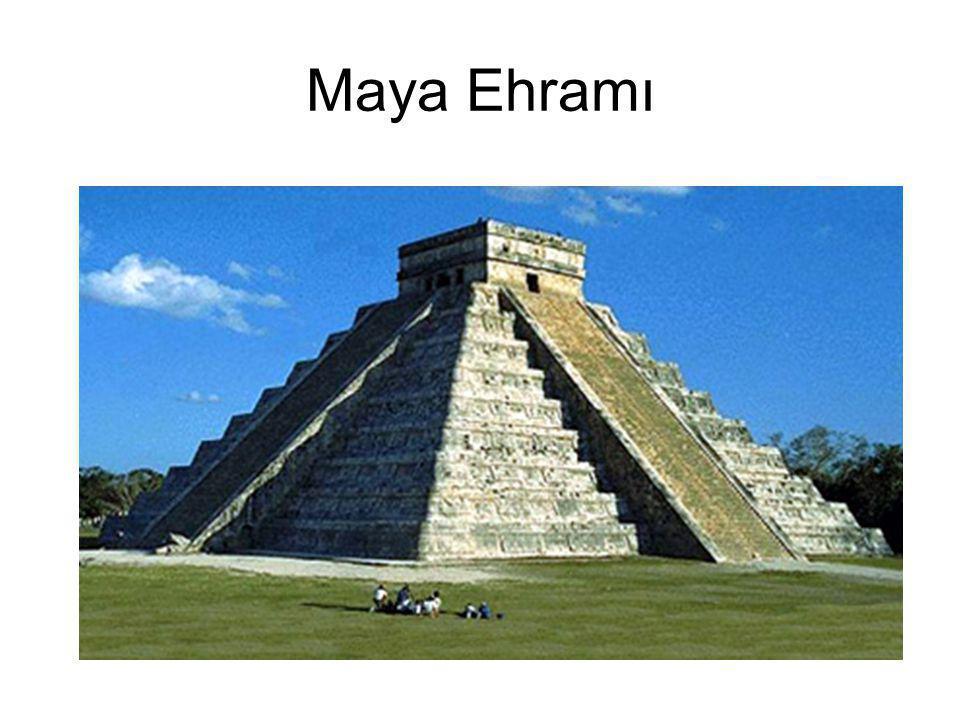 Maya Ehramı