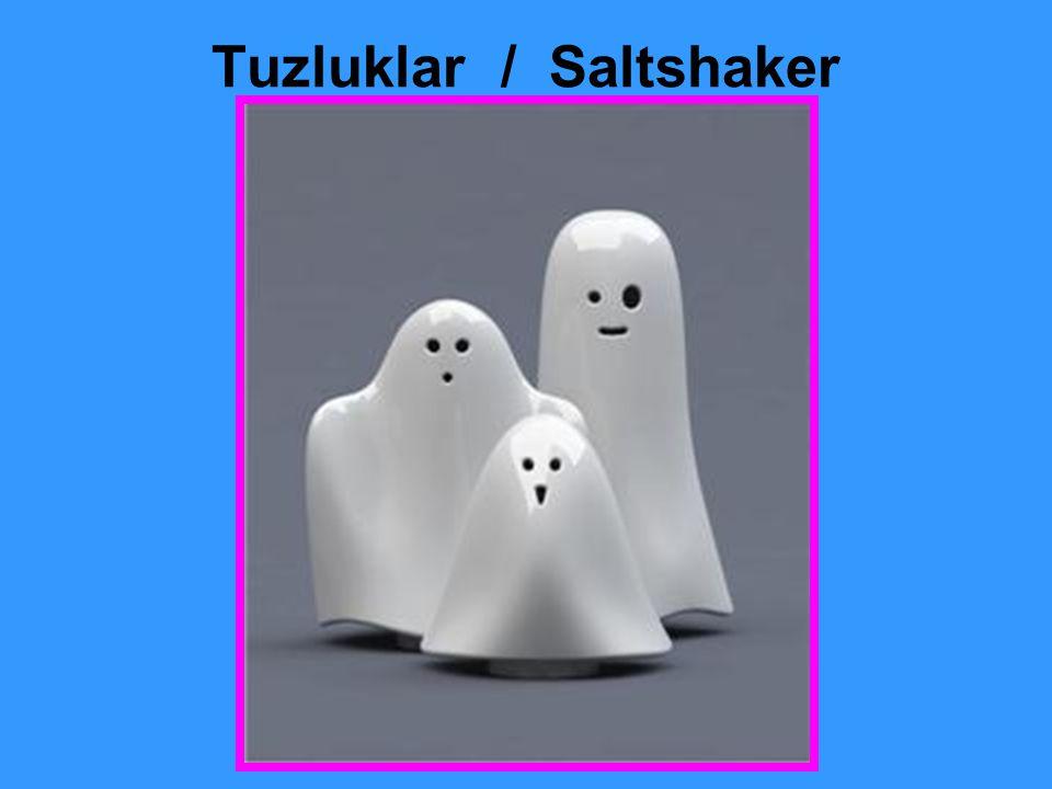 Tuzluklar / Saltshaker