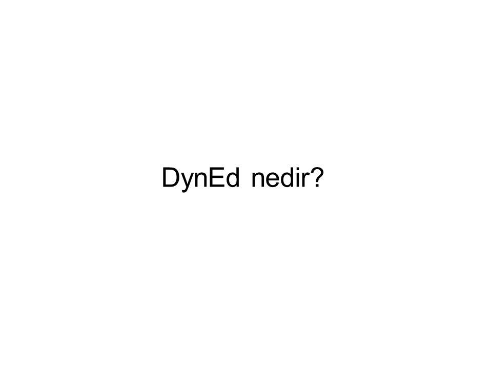 DynEd nedir?