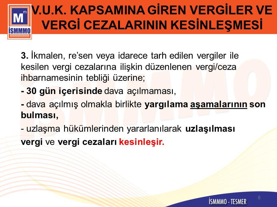 ŞİRKETLERİN SERMAYELERİNİ ASGARİ TUTARA YÜKSELTMELERİ HAKKINDA SÜRE UZATIMI (6552/134) T.T.K.