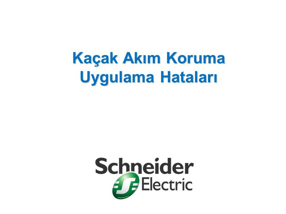2  En cok kacak akımı olan ekipmanlar: (mutlaka bir kacak akım korumasına baglanmalılar) aydınlatma cihazı%21 motor%17 bilgisayar hardware%17 sogutucu%16 elektrikli ev aletleri%16 ısıtma sistemi%9 yazarkasa%4  Cihaza göre kaçak akım degerleri : her deger 1 adet cihaz icindir ve bünyede bulunan doğal değerlerdir.