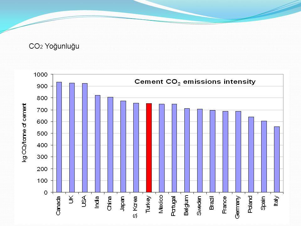 CO 2 Yoğunluğu
