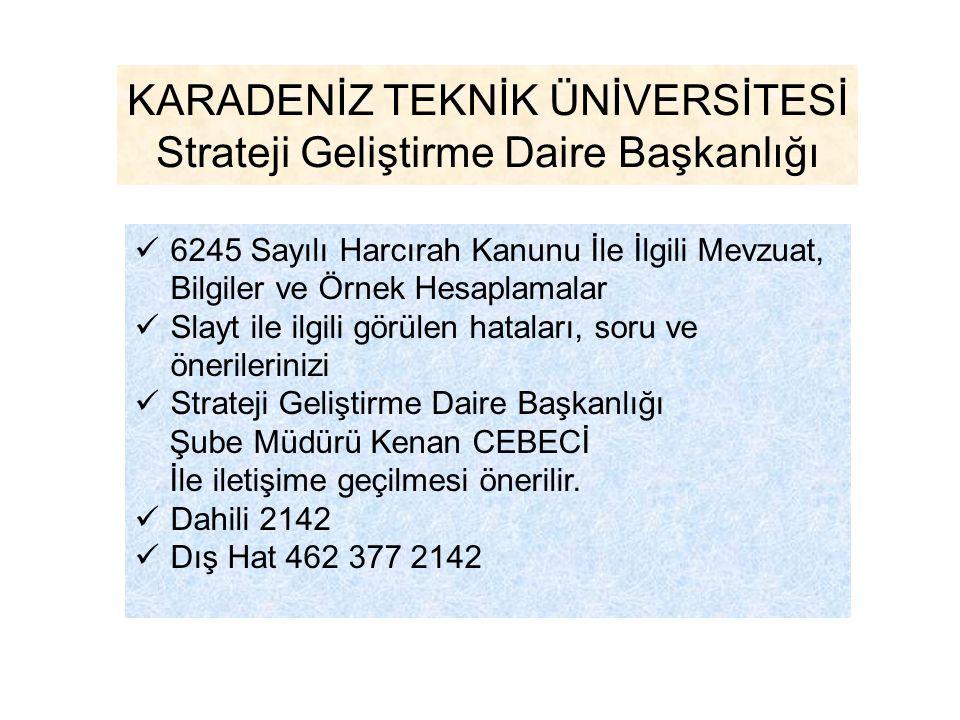 YURTİÇİ KONAKLAMA GİDERİ ÖRNEK-1 a) Gündeliği 31,00 TL.