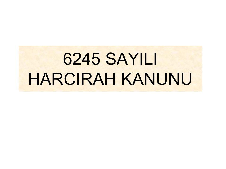 DÖVİZİN TÜRK LİRASI CİNSİNDEN HESABI  Harcırah için avans verilecek ise, avansın Türk Lirası cinsinden tutarı, yabancı para cinsinden avans miktarının tahakkuk tarihindeki Türkiye Cumhuriyeti Merkez Bankasınca ilan edilen efektif satış kuruyla çarpılması suretiyle bulunur.