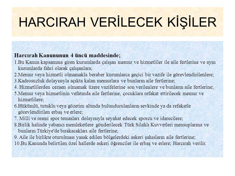 YURTİÇİ SÜREKLİ GÖREV YOLLUĞU ÖRNEK-2 Ankara dan görevli olan evli, 4 çocuklu, eşi 6 ıncı derecede memur olarak çalışan bir memur Trabzon da 4 üncü derece şef kadrosuna atanıyor.