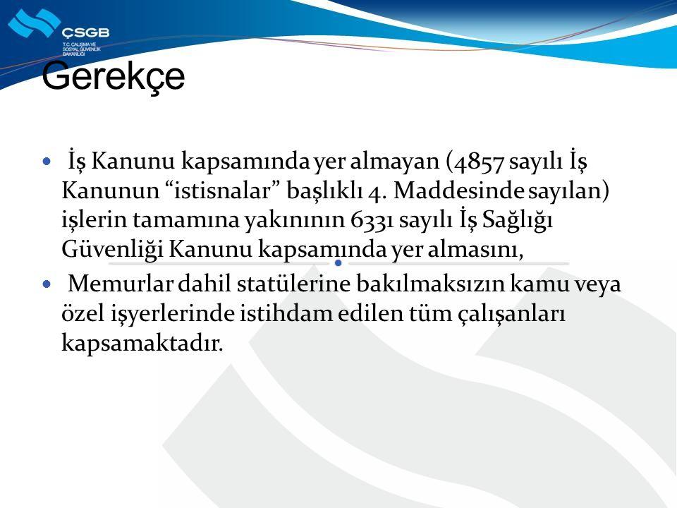 İş sağlığı ve güvenliği ile ilgili çeşitli yönetmelikler MADDE 30- Öngörülen yönetmeliklerde belirtilen yükümlülükleri yerine getirmeyen işverene, uyulmayan her hüküm için tespit edildiği tarihten itibaren aylık olarak bin Türk Lirası, idari para cezası verilir.